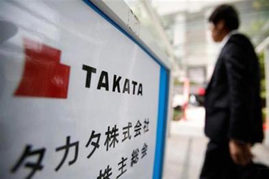 高田不堪气囊召回巨额费用 拟出售美国子公司及股份