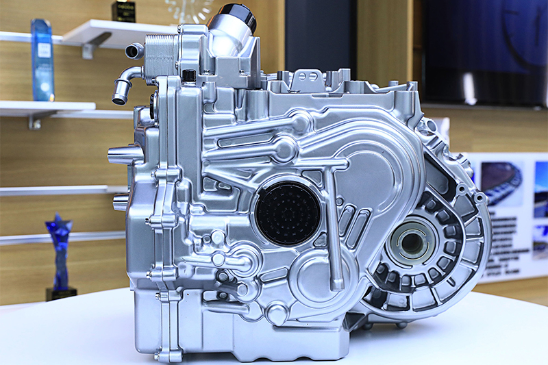 世界首款9DCT+热效率38.3%发动机,长城全新动力总成年内量产