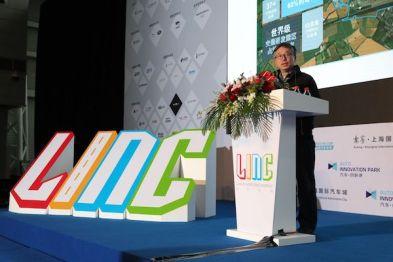 米拉中国鲍杰:未来智能网联汽车开发的新挑战 | LINC 2016