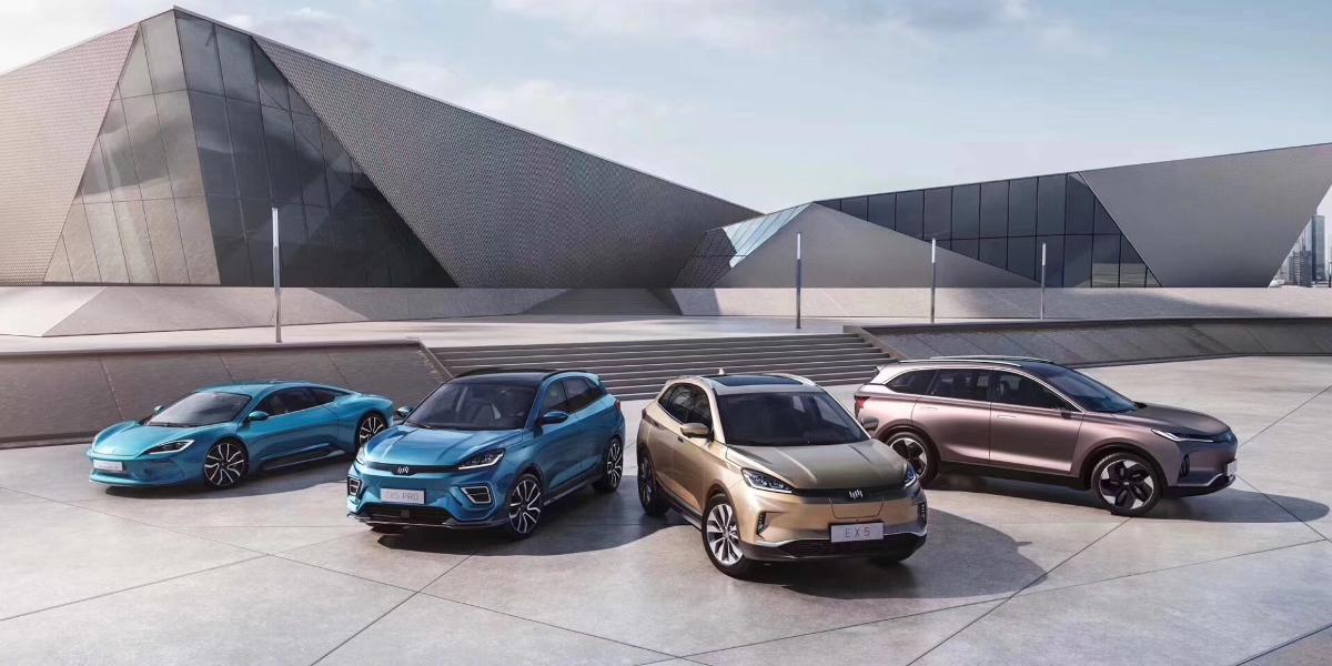 威马汽车最新融资目标10亿美元,已累计交付11992辆EX5