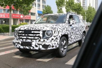 长城汽车将推出独立于哈弗H系、F系的新系列,新车最快今年7月上市