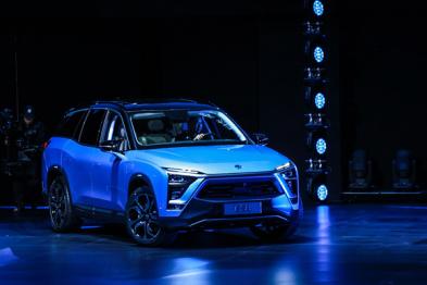 详解蔚来ES8:车载人工智能系统NOMI亮相,3分钟换电含300项专利