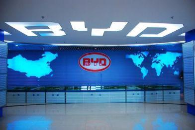 比亚迪正就在印度生产电动汽车进行深入谈判