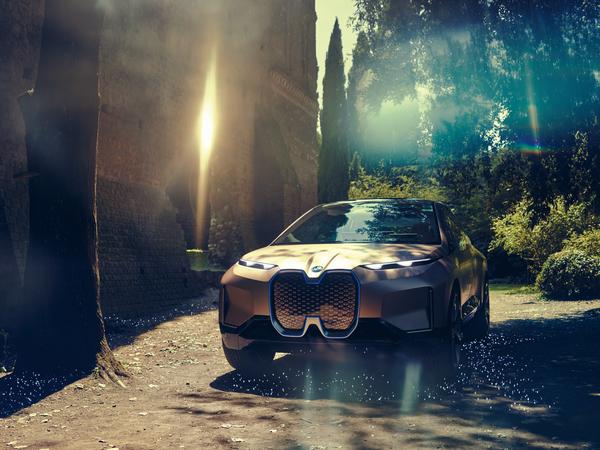 BMW iNEXT概念车