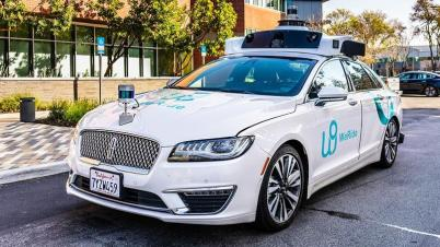 自动驾驶汽车法律政策趋势观察
