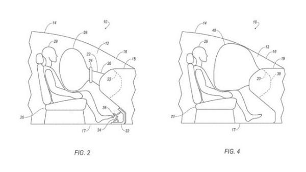 福特自动驾驶专利