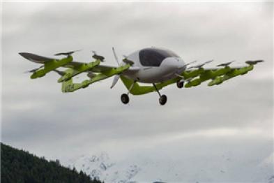 新西兰航空与拉里-佩奇投资公司合作,推电动飞行汽车