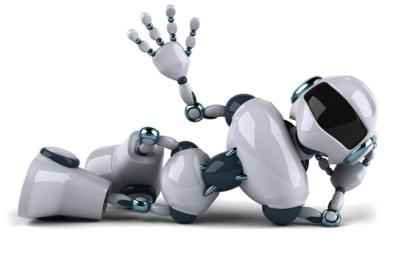"""人类,别动!机器人来抢""""铁""""饭碗了"""