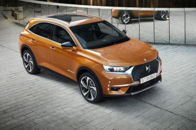 2021年前推4款SUV,DS推小型SUV竞争奥迪Q2