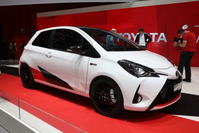 丰田全新运动车型系列9月在日本发布