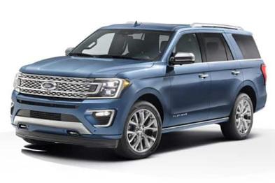 福特发布2018款探险者,首款铝制车身SUV