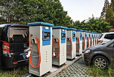 福建省今年将建设150座充电站3000多个充电桩