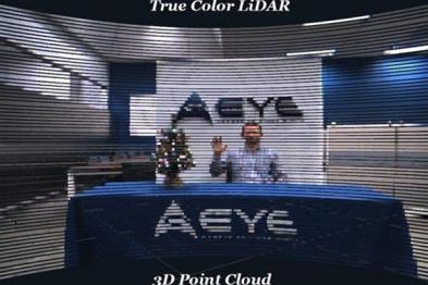 AEye研发iDAR技术,助力自动驾驶及机器人