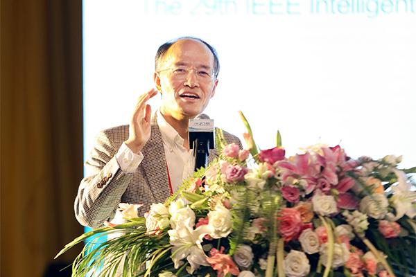 中科院自动化研究所王飞跃教授