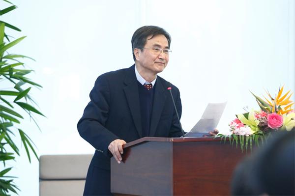 村田中国区副总裁孙崑泉先生致辞