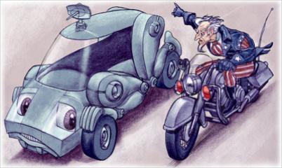 梦想照进现实,无人驾驶的应用速度超乎想象