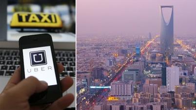 Uber获得沙特主权财富基金35亿美元投资