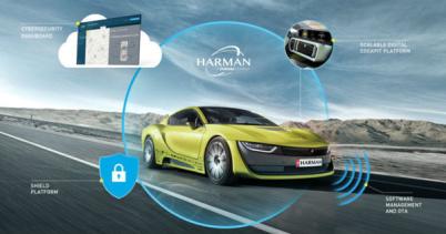 哈曼联合PSA开发面向下一代汽车架构的联网安全解决方案