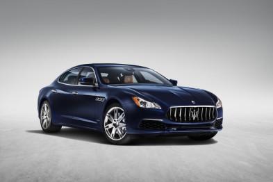 玛莎拉蒂计划2020年推出量产纯电动汽车