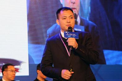 #LINC2015#普世电动CEO杨飞:在电机的性能、体积与成本之间寻找统一