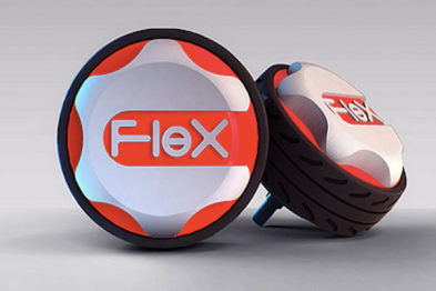 "Flexpv:搞笑人生(dramatic)帮你解答""出行如何更快更好玩"""