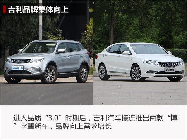 """新能源车,高端车,吉利汽车,吉利汽车""""20200""""战略,吉利汽车四大模块化平台"""