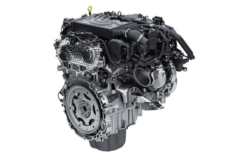 """科技说丨捷豹的技术""""皇冠"""":首推直列六缸双增压混动发动机"""