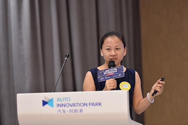 珠海数联科技有限公司COO首席运营官张璇