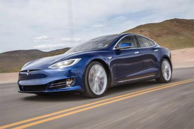 特斯拉Model S安全测试中连续两次出现问题