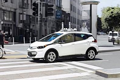 通用首款可量产无人驾驶汽车将亮相进博会
