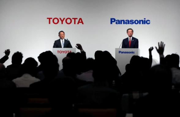 电池,丰田松下合资公司,丰田松下合作生产电池,丰田松下电池合资企业