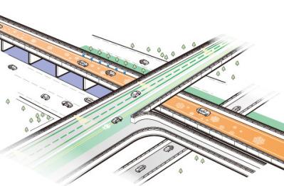"""会发光、能充电、报天气……""""互动公路""""简直太有腔调"""