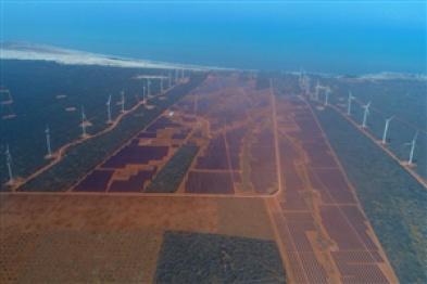 比亚迪签署澳洲最大光伏项目