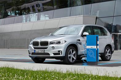 宝马扩大节能车阵营:大量电动汽车投放市场