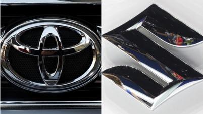 丰田铃木联盟:合作开发电动车和紧凑型车