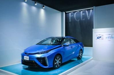 丰田公布2019年中国市场销售目标