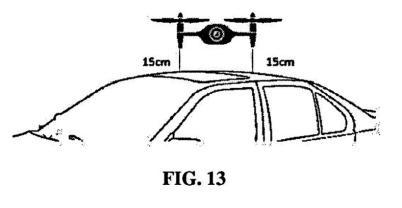 宝马申请无人机洗车系统专利