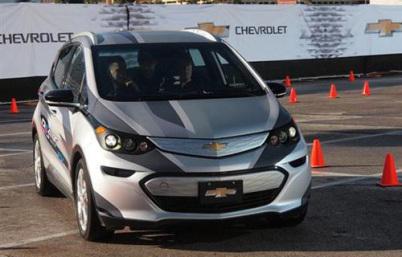 通用将首推纯电动无人驾驶汽车,用于Lyft平台