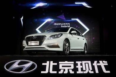 三款新车领衔后百万时代  北京现代打造精细化全产业链