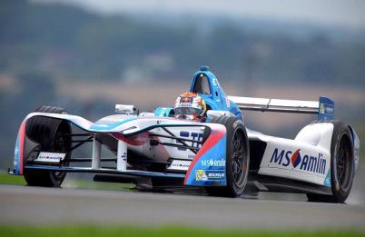 宝马与Andretti车队合作参赛Formula E