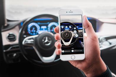 戴姆勒融合AI、AR与聊天机器人技术,推出虚拟手册Ask Mercedes