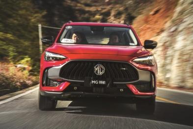 10万以里能买个运动趋向的SUV?