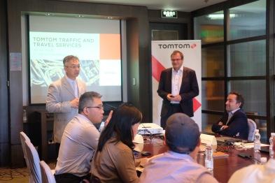 TomTom推交通信息服务新功能,进一步落实本土化