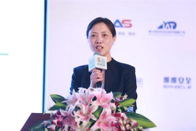 Mobileye苏淑萍:在中国最大的不同是商业模式