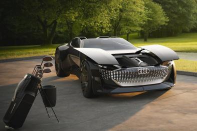 科技有意思 | 奥迪skysphere概念车透露哪些新趋势?