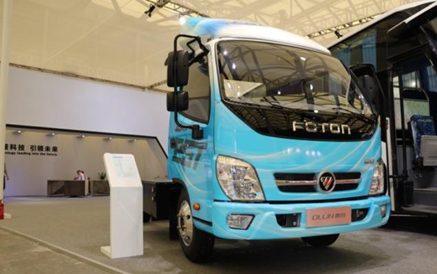福田汽车与百度联合开发L3自动驾驶