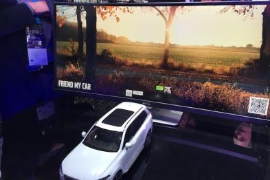 沃尔沃将推出Friend My Car,通过微信远程控制车辆