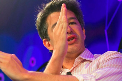 Uber CEO被逼退内幕:众?#20122;?#31163;,抵抗无用