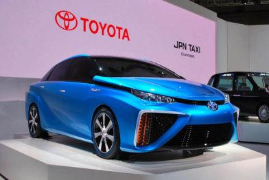 日本或20年后普及氢燃料汽车