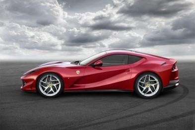 法拉利宣布约六成新车将使用混合动力